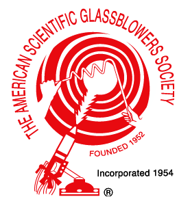Logo of Member of the American Scientific Glassblowers Society